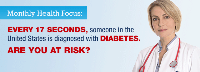 Health Focus: Diabetes