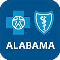 Alabama Blue Mobile App Icon